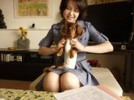 愛犬のためのアロママッサージ講座を6月23日に東京にて開催いたしました