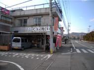 富士宮やきそば店は「ふくいや」さん