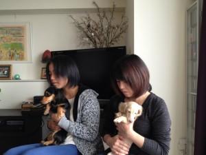 アロマ&ドッグセミナー東京