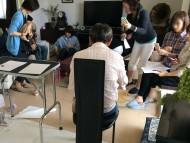 自宅でできる「しつけ&ハンドリング講習」東京教室(港区田町駅)2014年9月28日