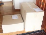 熊本地震で避難しているワンちゃん達に支援物資を贈っております