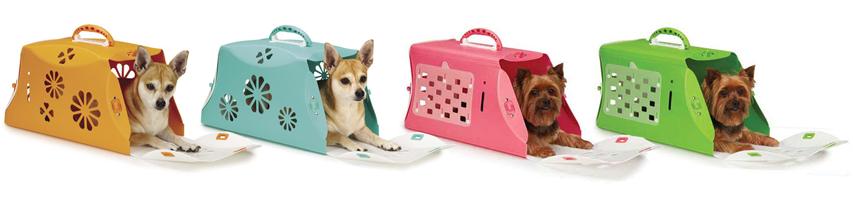 Guardian Gear Blossom Color-Me Pet Crates