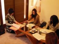 愛犬のためのアロママッサージ講座(2012/2/28 沼津教室)