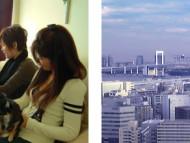 自宅でできる「アロマ&ドッグマッサージセミナー」東京教室(港区田町)2014年10月26日
