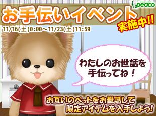 peaco_秋のキャンペーン_NEWS RELEASE_2013. 1115